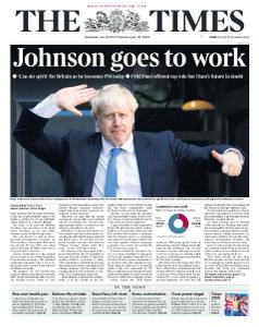 The Times - 24 July 2019