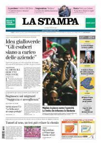 La Stampa Imperia e Sanremo - 4 Giugno 2018