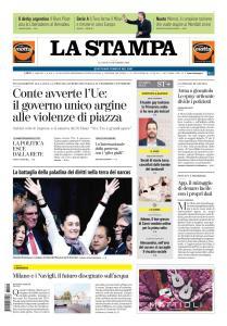 La Stampa Imperia e Sanremo - 10 Dicembre 2018