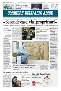 Corriere dell'Alto Adige – 14 marzo 2020