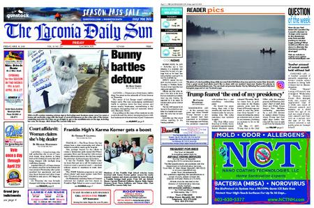 The Laconia Daily Sun – April 19, 2019