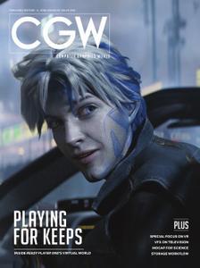 Computer Graphics World - Edition 2, 2018