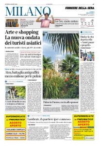 Corriere della Sera Milano – 19 agosto 2019