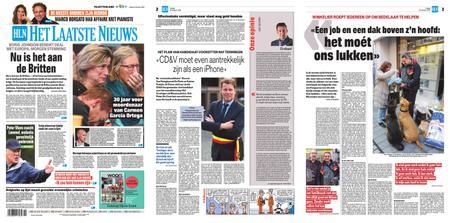 Het Laatste Nieuws Pajottenland – 18 oktober 2019