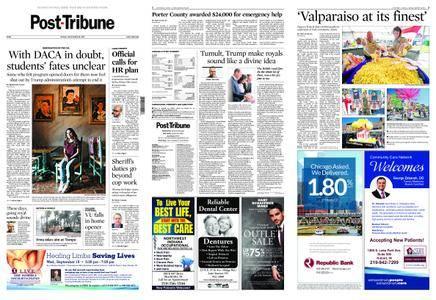 Post-Tribune – September 10, 2017