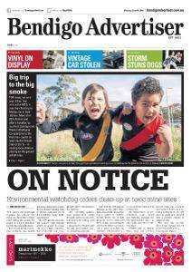 Bendigo Advertiser - June 4, 2018