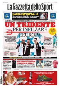 La Gazzetta dello Sport – 17 dicembre 2019