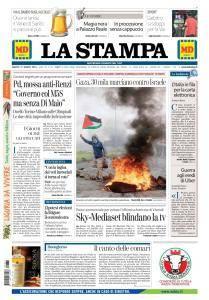 La Stampa Imperia e Sanremo - 31 Marzo 2018