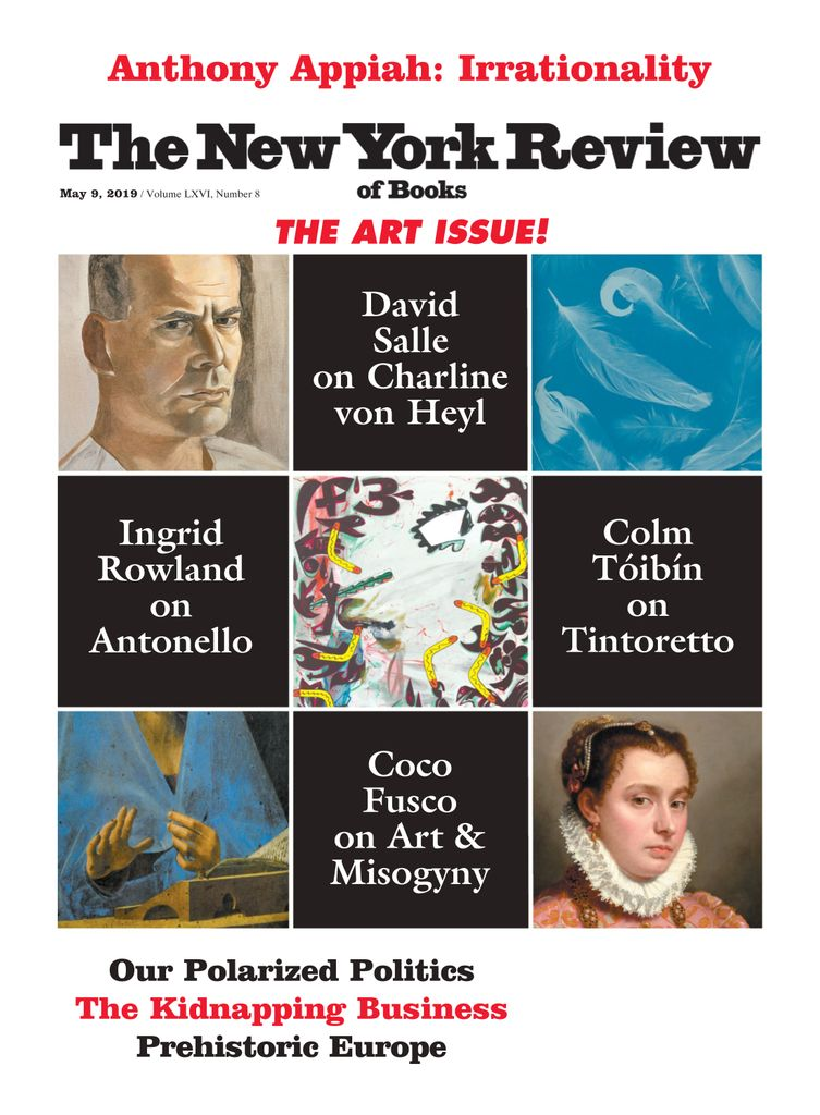 The New York Review of Books - May 09, 2019