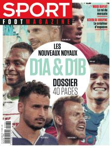 Sport Foot Magazine - 5 Septembre 2019