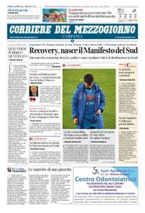 Corriere del Mezzogiorno Campania – 22 gennaio 2021