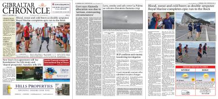Gibraltar Chronicle – 24 September 2021