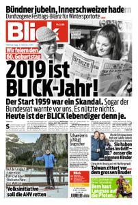 Blick – 03. Januar 2019