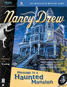 Nancy Drew 3: Message in a Haunted Mansion (2000)