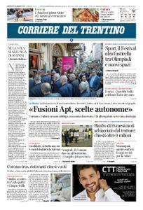 Corriere del Trentino – 29 gennaio 2020