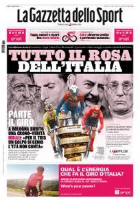 La Gazzetta dello Sport – 11 maggio 2019