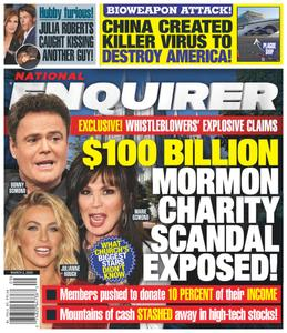 National Enquirer – March 02, 2020