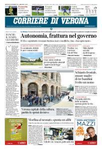 Corriere di Verona – 18 dicembre 2019