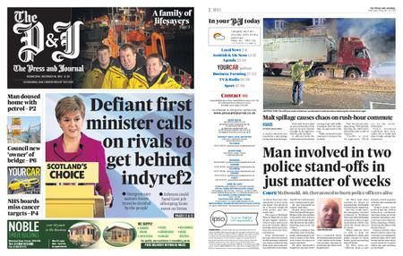 The Press and Journal Moray – December 18, 2019