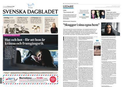 Svenska Dagbladet – 17 februari 2018