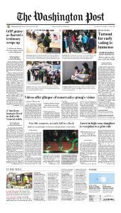 The Washington Post - October 15, 2020