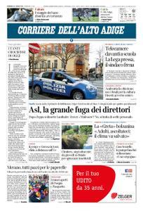 Corriere dell'Alto Adige – 21 aprile 2019