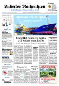 Lübecker Nachrichten Ostholstein Süd - 26. Januar 2019