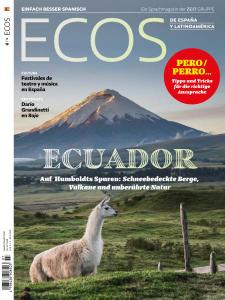 Ecos - Juli 2019