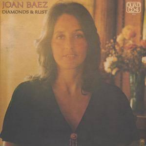 Joan Baez - Diamonds & Rust (1975) US Quad 1st Pressing - LP/FLAC In 24bit/96kHz