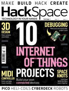 HackSpace - June 2021