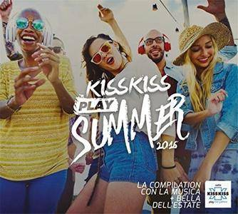 VA - Kiss Kiss Play Summer (2016)