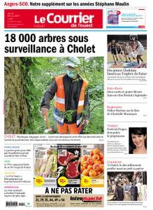 Le Courrier de l'Ouest Cholet – 20 mai 2021
