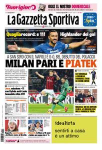 La Gazzetta dello Sport Sicilia – 27 gennaio 2019