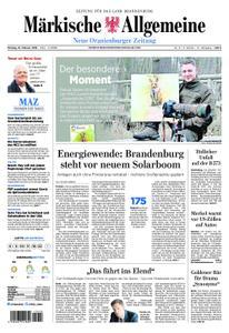 Neue Oranienburger Zeitung - 18. Februar 2019