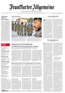 Frankfurter Allgemeine Zeitung - 24 Juli 2021