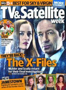 TV & Satellite Week - 03 February 2018