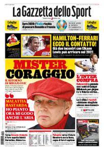 La Gazzetta dello Sport Roma – 30 novembre 2019