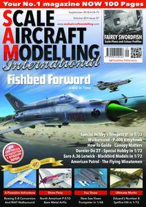 Scale Aircraft Modelling - September 2018