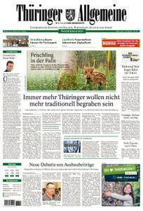 Thüringer Allgemeine Sondershausen - 04. April 2018