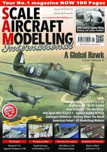 Scale Aircraft Modelling - August 2018