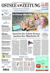 Ostsee Zeitung Wolgast - 13. März 2019