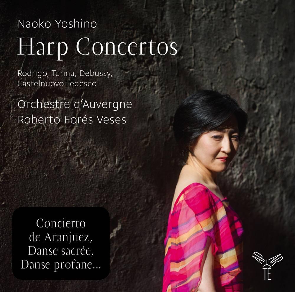 Naoko Yoshino - Harp Concertos (2015) [TR24][OF]