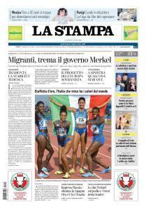 La Stampa Imperia e Sanremo - 2 Luglio 2018
