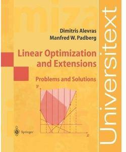Linear Optimization and Extensions: Problems and Solutions