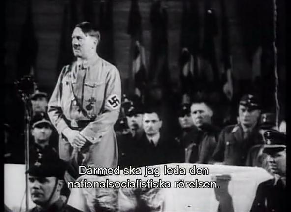 Hitler a Career part 1