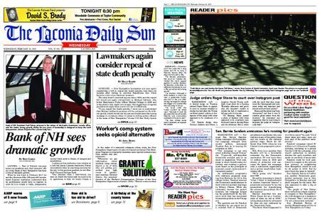 The Laconia Daily Sun – February 20, 2019
