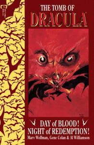 Tomb Of Dracula 004 1992 Digital Shadowcat