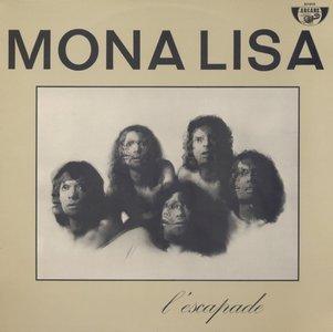 Mona Lisa - L'Escapade (1974) FR 1st Pressing - LP/FLAC In 24bit/96kHz