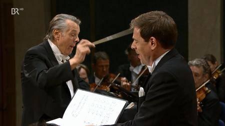 Wolfgang Rihm - Requiem-Strophen (Anna Prohaska, Mojca Erdmann, Hanno Müller-Brachmann; Mariss Jansons) 2017 [HDTV 720p]