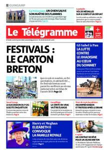 Le Télégramme Guingamp – 13 janvier 2020